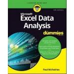 MS EXCEL DATA ANALYSIS FOR DUMMIES 4E