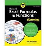 MS EXCEL FORMULAS & FUNCTIONS FOR DUMMIE