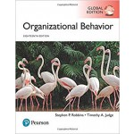 Organizational Behavior (Global Edition)