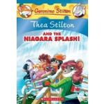 Thea Stilton #27: Thea Stilton and the Niagara Splash