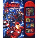Marvel Avengers Little Sound Book