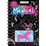 P-SCRATCH & COLOUR: MAGICAL CREATURES