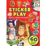 Disney Pixar Toy Story 4 Sticker Play