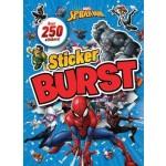 Marvel Spiderman Sticker Burst