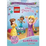 Chapter Book Lego Princess The Surprise Storm (HB)