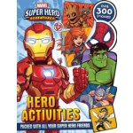 MARVEL SUPER HERO ADVENTURES HERO ACTIVI