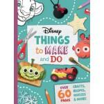 DISNEY: THINGS TO MAKE & DO
