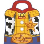 Disney Pixar Toy Story My Carry-Along Storybook