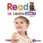 ROBIN READ TO LEARN LEVEL 7 SET 1