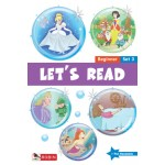LET'S READ-BEGINNER SET 3 (BK11-15) 2ND
