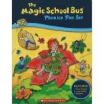 MAGIC SCHOOL BUS PHONICS FUN SET (12T)