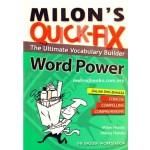 MILON'S QUICK FIX: WORD POWER
