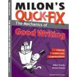 MILON'S QUICK FIX: THE MECHANICS OF GOOD