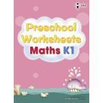 K1 Preschool Worksheets Maths