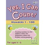 Yes, I Can Count Numbers 1-100