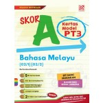 SKOR A KERTAS MODEL PT3 BAHASA MELAYU