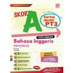 SKOR A KERTAS MODEL PT3 ENGLISH