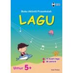 Buku Aktiviti Prasekolah - Lagu Bahasa Melayu
