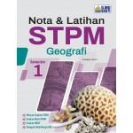 Semester 1 Nota & Latihan STPM Geografi