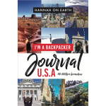 I'M A BACKPACKER: JOURNAL USA