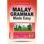 MALAY GRAMMAR MADE EASY:A COMPREHENSIVE GUIDE