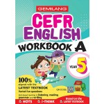 Tahun 5 Gemilang CEFR English Workbook A