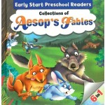 COLLECTIONS OF AESOP'S FABLES 6 IN 1 - BLUE