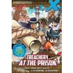 X-VENTURE THE GOLDEN AGE OF ADVENTURES 22: TREACHERY AT THE PERSON