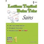 Primary 1 Latihan Topikal Buku Teks Sains