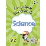 K2 Buku Kerja Prasekolah Science