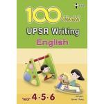 100 Model UPSR Writing English