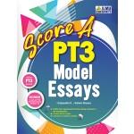 SCORE A PT3 MODEL ESSAYS