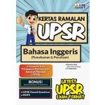 UPSR Kertas Ramalan Bahasa Inggeris