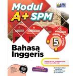 TINGKATAN 5 MODUL A+ SPM BAHASA INGGERIS