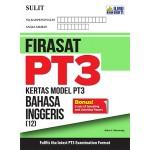 FIRASAT KERTAS MODEL PT3 BAHASA INGGERIS