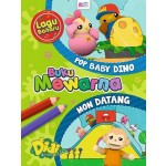 DIDI & FRIENDS: POP BABY DINO & MON DATANG