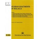 Syariah Enactments Of Malacca
