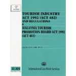 TOURISM INDUSTRY ACT 1992(ACT482)&REG