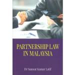 PARTNERSHIP LAW IN MALAYSIA