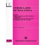 CYBER LAWS OF MALAYSIA