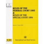 RULES OF THE FEDERAL COURT 1995