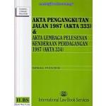 AKTA PENGANGKUTAN JALAN 1987 (AKTA 333)