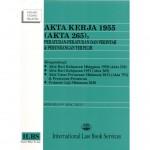 AKTA KERJA 1955 (AKTA 265) - HINGGA 5 MAC 2021
