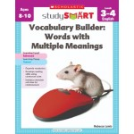 P3/4 Study Smart Vocabulary Builder: Words with Multiple Meanings