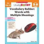 P5/6 Study Smart Vocabulary Builder: Words with Multiple Meanings