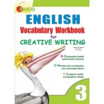 P3 English Vocab Workbook For Creative Writing