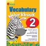 P2 Vocabulary Workbook 2