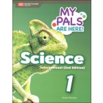 Book 1 My Pals Are Here! Science International  (2nd Edition)