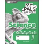 Book 1 My Pals Are Here! Science International  Activity Book (2nd Edition)