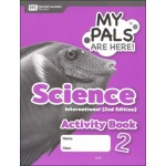 Book 2 My Pals Are Here! Science International  Activity Book (2nd Edition)